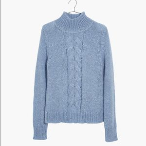 NWT Madewell Bayfront Turtleneck Sweater